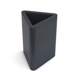 Pot Triton H68cm Anthracite Pdconcept Jardinchic