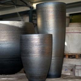 Pots Paris Metallic Art Domani Jardinchic