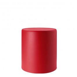 Pouf-tabouret haut Wow Rouge Pedrali JardinChic