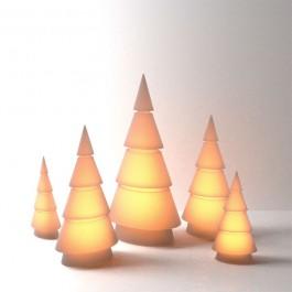 Sapins Lumineux Forest RGB sur Batterie Vondom Jardinchic
