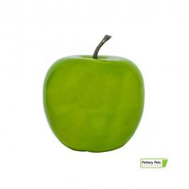 Pomme Déco Apple Format XL Diamètre 64cm x H68cm Glazed Green Pottery Pots Jardinchic