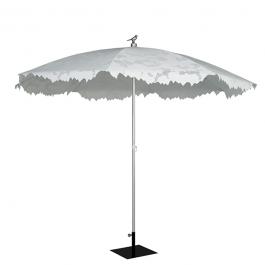 Parasol XL Shadylace Blanc Sywawa JardinChic