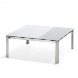 Table Basse Carrée Shot Plateau Stratifié Coro Jardinchic
