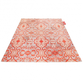 Tapis Flying Carpet Casablanca Turquoise Fatboy JardinChic
