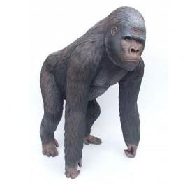 Statue Gorille Debout Tex Artes Jardinchic