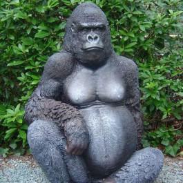 Statue Gorille Tex Artes JardinChic