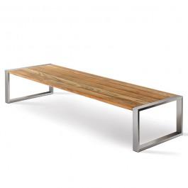 Table Basse Cima Lounge Teck Fuera Dentro JardinChic