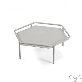 Table Basse Hive Argent EGO Paris JardinChic (sur demande, nous contacter)