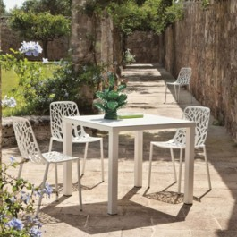 Table Carrée Easy Fast JardinChic