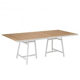 Table de Repas Pilotis 220x100cm Vlaemynck Jardinchic