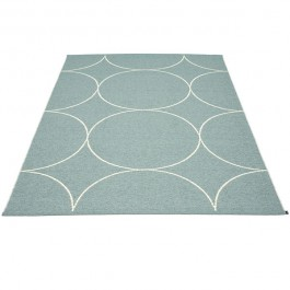 Tapis Boo Red 70x200cm Recto Pappelina Jardinchic