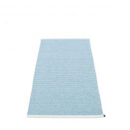 Tapis Mono Misty Blue 85x160 Pappelina JardinChic
