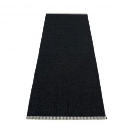 Tapis Mono Black 85x260 Pappelina JardinChic