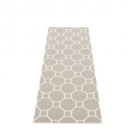 Tapis Rakel Warm Grey 70x225cm Recto Pappelina Jardinchic