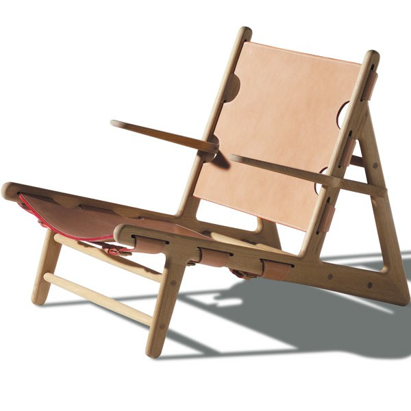 Fauteuil Hunting Chair Fredericia JardinChic
