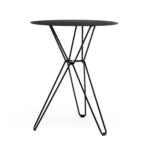 Table de café ronde Tio Black MassProductions Jardinchic