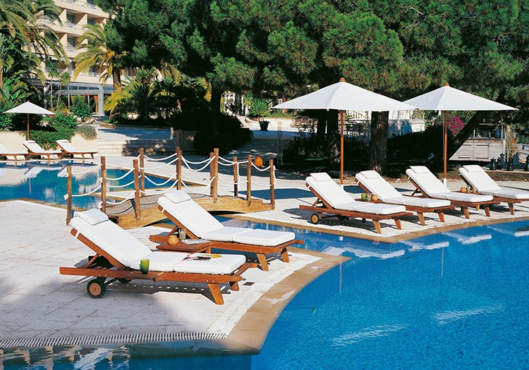 bain de soleil biarritz teck jardinchic. Black Bedroom Furniture Sets. Home Design Ideas