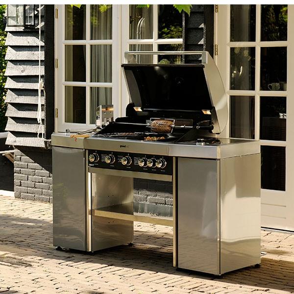 Foyer Grand Voile Rezé : Barbecue gaz maxim island jardinchic