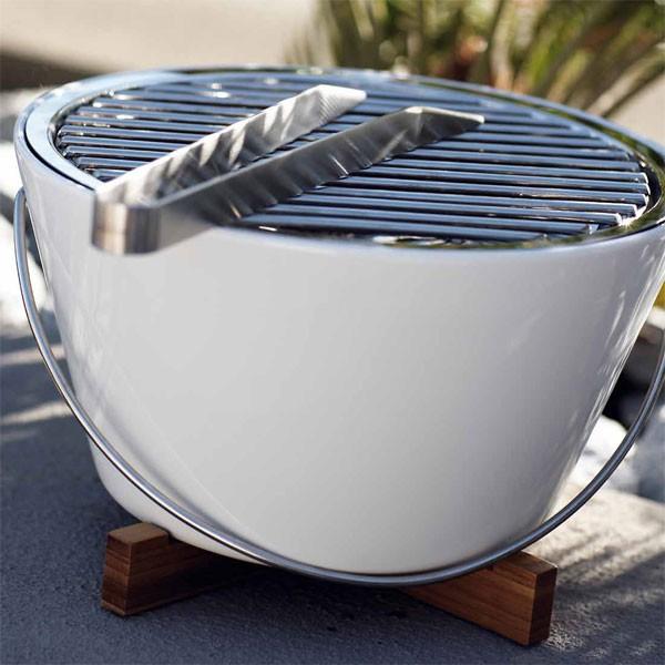 barbecue de table jardinchic. Black Bedroom Furniture Sets. Home Design Ideas