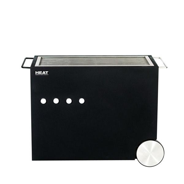 barbecue heat gaz 4 br leurs jardinchic. Black Bedroom Furniture Sets. Home Design Ideas