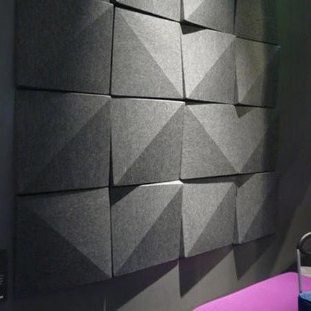 panneau acoustique mural soundwave bella jardinchic. Black Bedroom Furniture Sets. Home Design Ideas