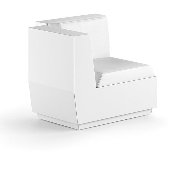 Module d'Angle Canapé Big Cut Plust Jardinchic