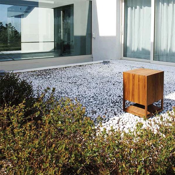 Enceinte Block 360 Architettura Sonora Jardinchic