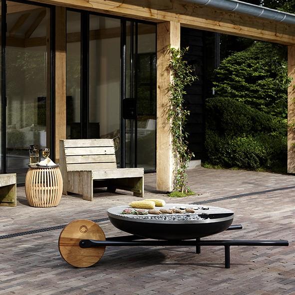 bras ro barbecue barrow jardinchic. Black Bedroom Furniture Sets. Home Design Ideas