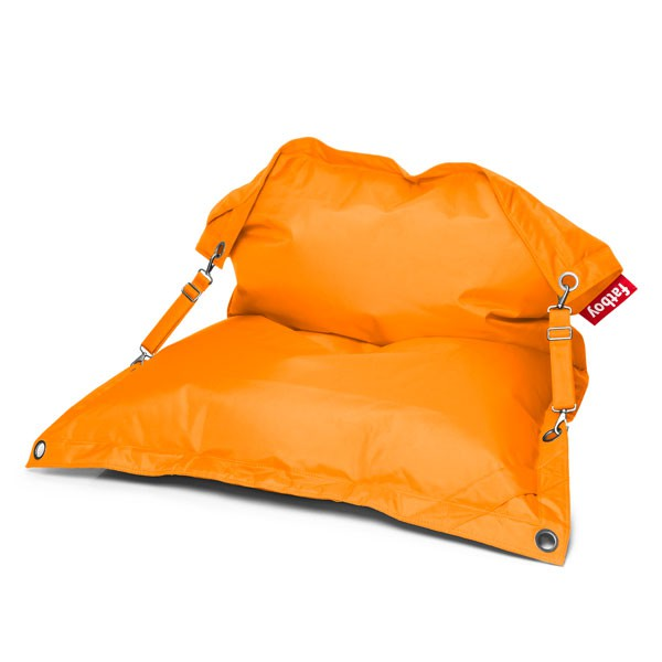 Pouf Buggle-Up Orange Sangles Fatboy JardinChic