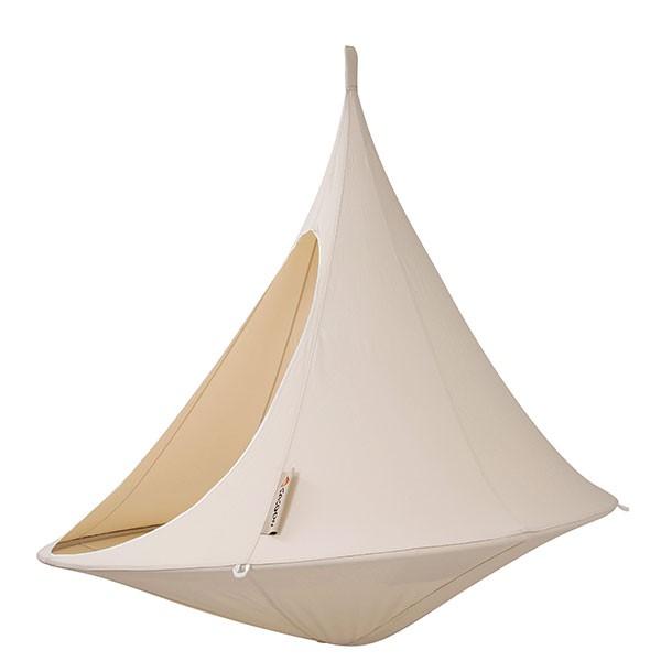 tente suspendue cacoon double jardinchic. Black Bedroom Furniture Sets. Home Design Ideas