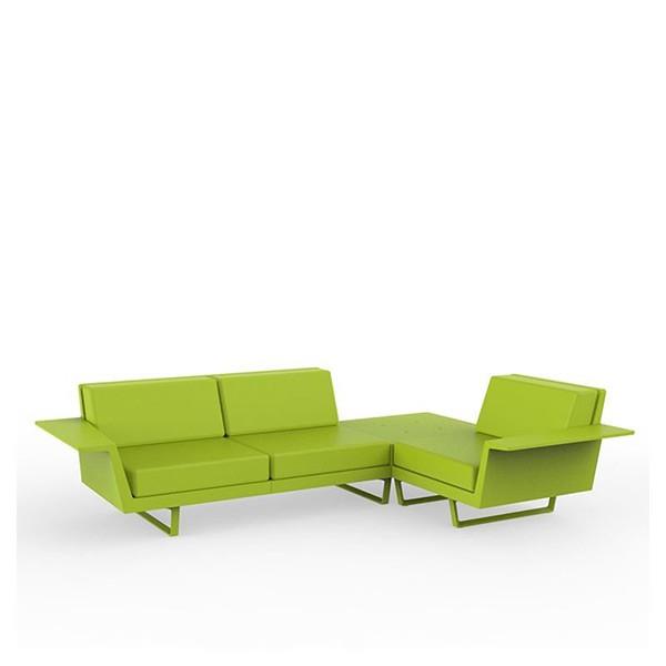 canap d 39 angle 3 places delta c t gauche jardinchic. Black Bedroom Furniture Sets. Home Design Ideas