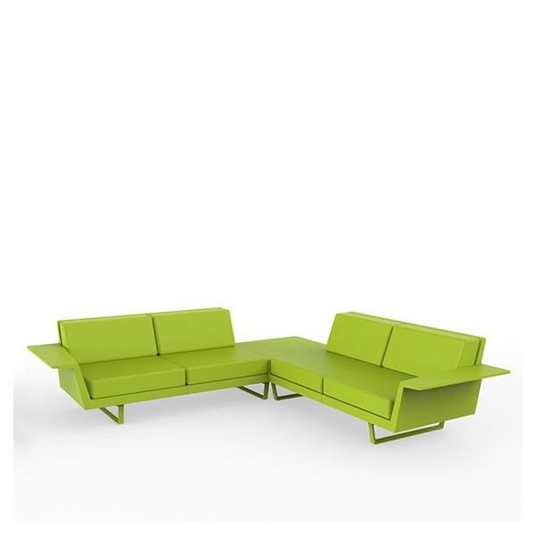 canap d 39 angle 4 places delta jardinchic. Black Bedroom Furniture Sets. Home Design Ideas