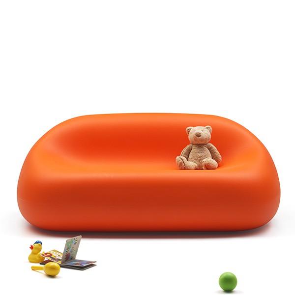 Canapé Gumball Junior Orange Plust Jardinchic