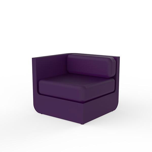 canap modulable ulm module droit jardinchic. Black Bedroom Furniture Sets. Home Design Ideas