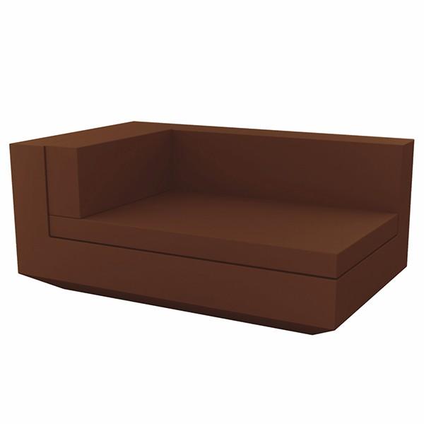 canap modulable vela module droit chaise longue. Black Bedroom Furniture Sets. Home Design Ideas
