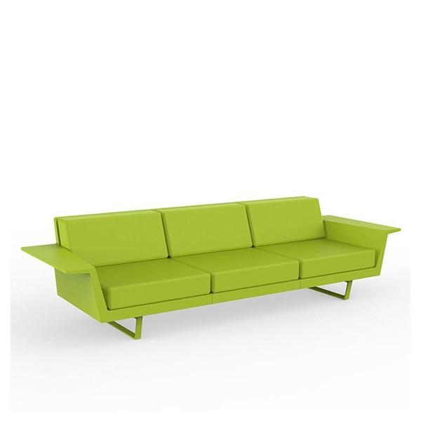 canap 3 places delta jardinchic. Black Bedroom Furniture Sets. Home Design Ideas