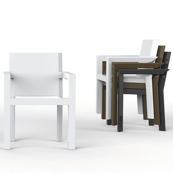Chaises Avec Accoudoirs Frame Vondom Jardinchic