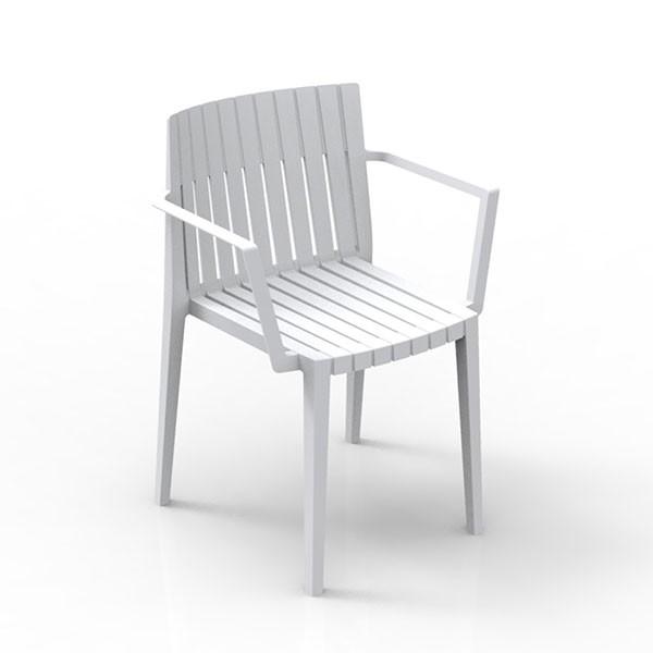 Coussin d'assise pour Chaise Avec Accoudoirs Spritz Vondom JardinChic