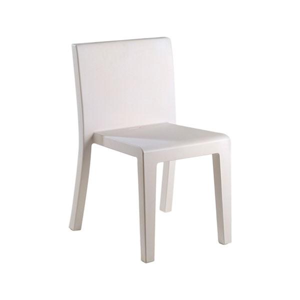 Chaise Jut Blanc Vondom Jardinchic