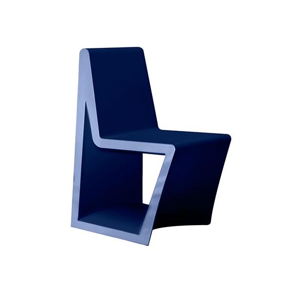 Chaise Rest Bleu Marine Vondom Jardinchic