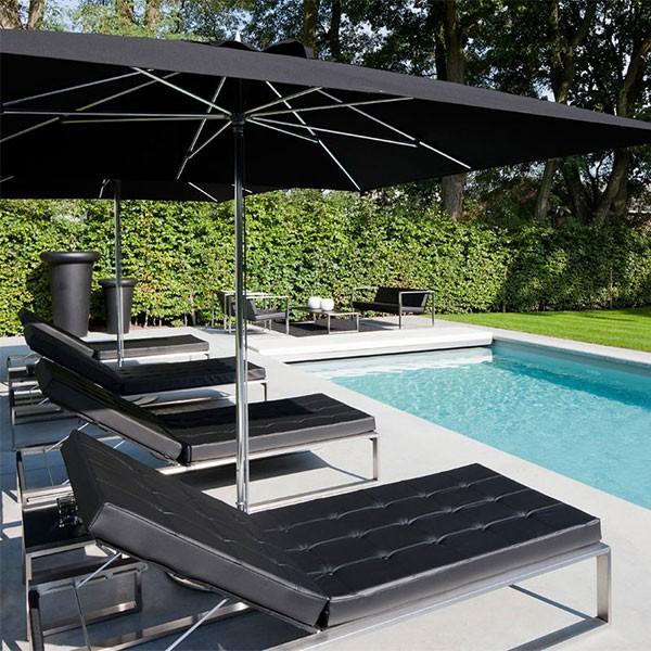 coussin pour chaise longue cima lounge jardinchic. Black Bedroom Furniture Sets. Home Design Ideas