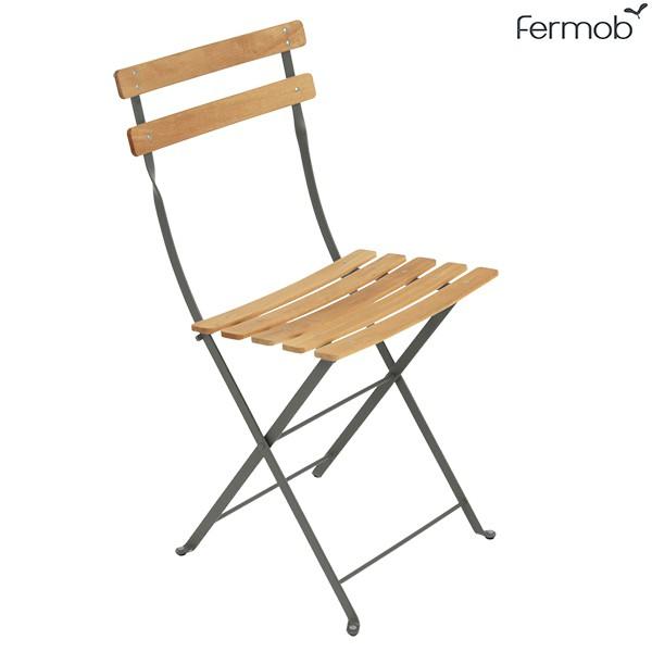 Chaise Naturel Bistro Romarin Fermob Jardinchic