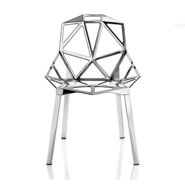 Chaise One Chrome Indoor Magis Jardinchic