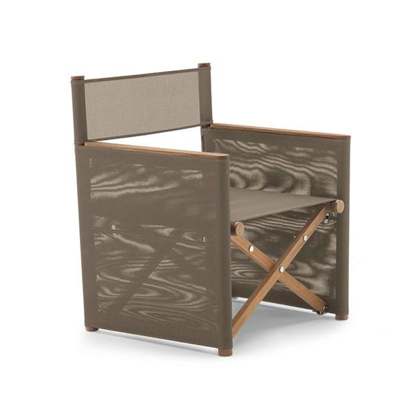 Chaise Pliante Lounge Orson Roda JardinChic
