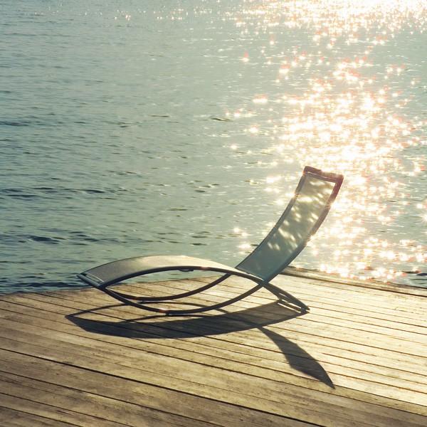 chaise longue fish jardinchic. Black Bedroom Furniture Sets. Home Design Ideas