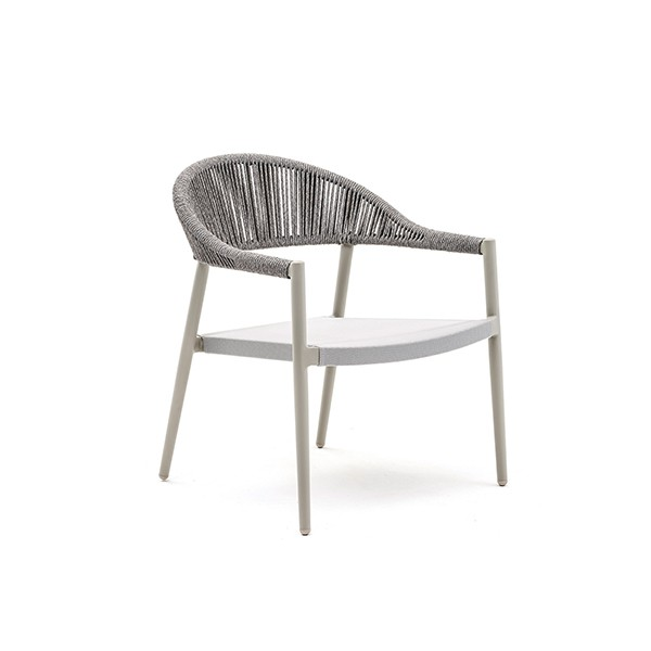 Fauteuil Lounge Clever Perle Varaschin Jardinchic