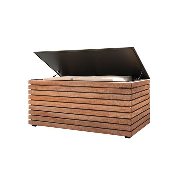 coffre d 39 ext rieur forte jardinchic. Black Bedroom Furniture Sets. Home Design Ideas