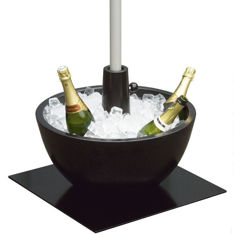 Socle Coupe Noire Champagne Sywawa JardinChic