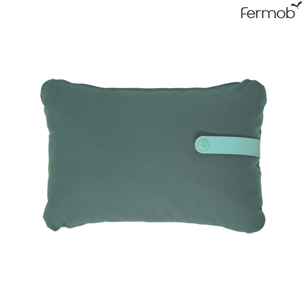 Coussin Outdoor Color Mix 44x30cm Vert Safari Fermob Jardinchic