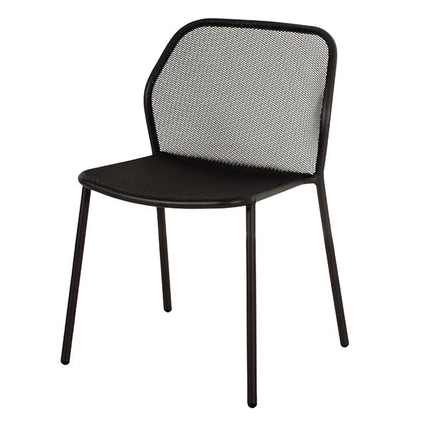 Chaise Darwin Noir Emu JardinChic